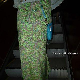 Upskirt Set #3420
