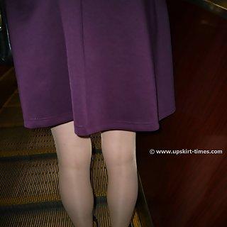 Upskirt Set #3395