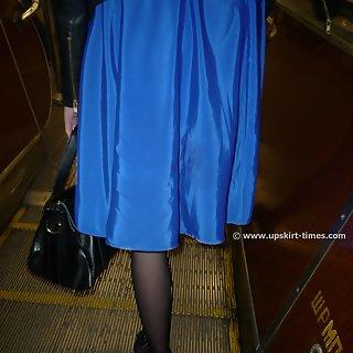 Upskirt Set #3344
