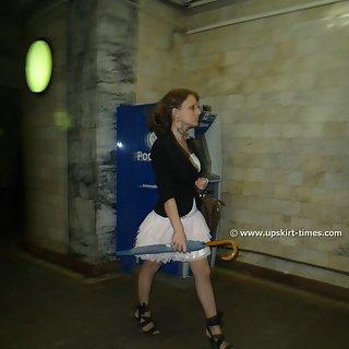 Upskirt Set #0922