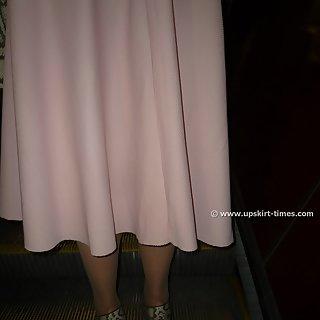Upskirt Set #3415