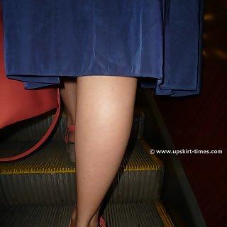 Upskirt Set #3393