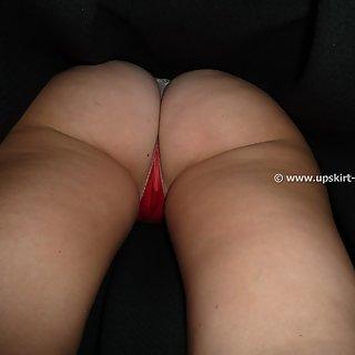 Upskirt Set #3423