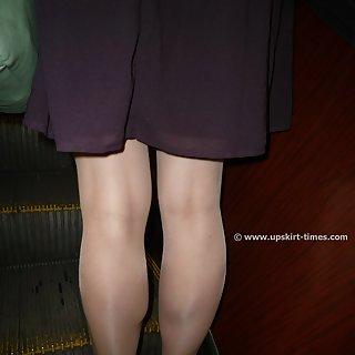 Upskirt Set #3361
