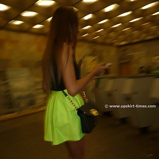 Upskirt Set #2526