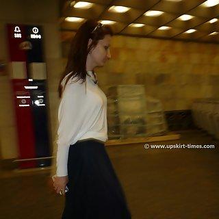 Upskirt Set #2316