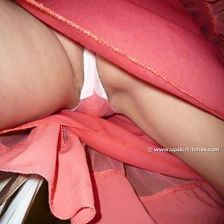 Upskirt Set #3418