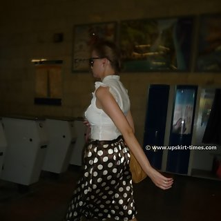 Upskirt Set #2554