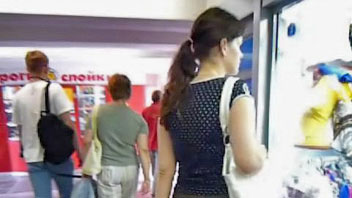 Ut_0955# I was following a lovely woman in long brown skirt. Unfortunately I relaxed my vigilance an
