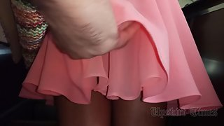 Ut_4039# I liked the girl from the previous video so much that I continued to follow her. I managed