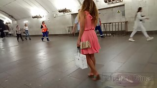 Ut_4038# Blonde in pink, I call such a 'barbie style girl'. I managed to make some very successful s