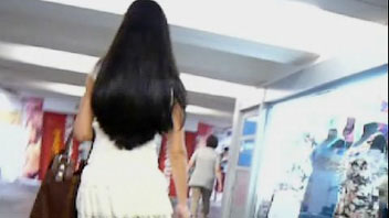 Ut_0974# Now I am going to tell you about this tall brunette in short summer dress. Her appearance w