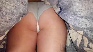Ut_3768# This girl immediately began to hold the hem of her colorful skirt with her hand. But this d