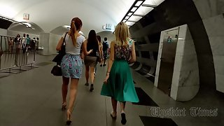 Ut_4661# There were two girlfriends in front of me. It was necessary to act very carefully so that t